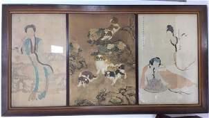 Antique Japanese Framed Prints