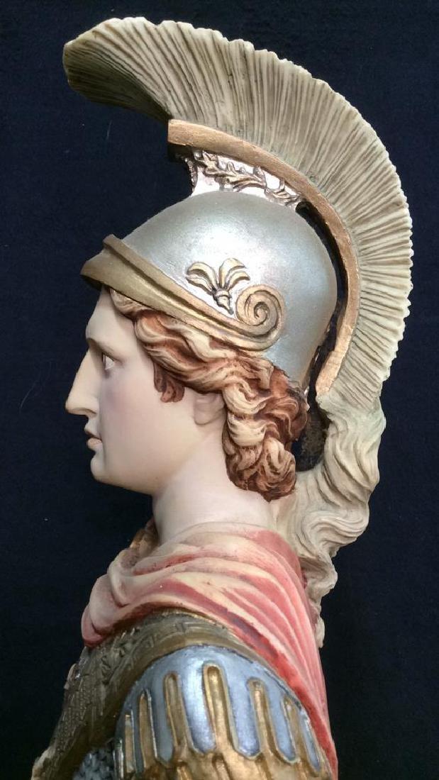PEGASUS NICOLA SEVASTIDES Roman Soldier Statue - 10