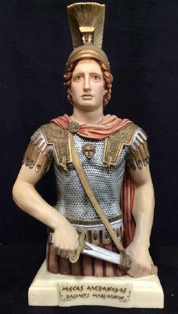 PEGASUS NICOLA SEVASTIDES Roman Soldier Statue