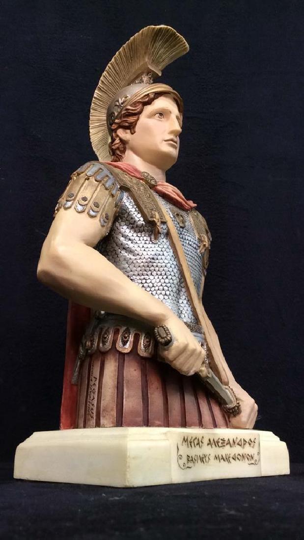 PEGASUS NICOLA SEVASTIDES Roman Soldier Statue - 2