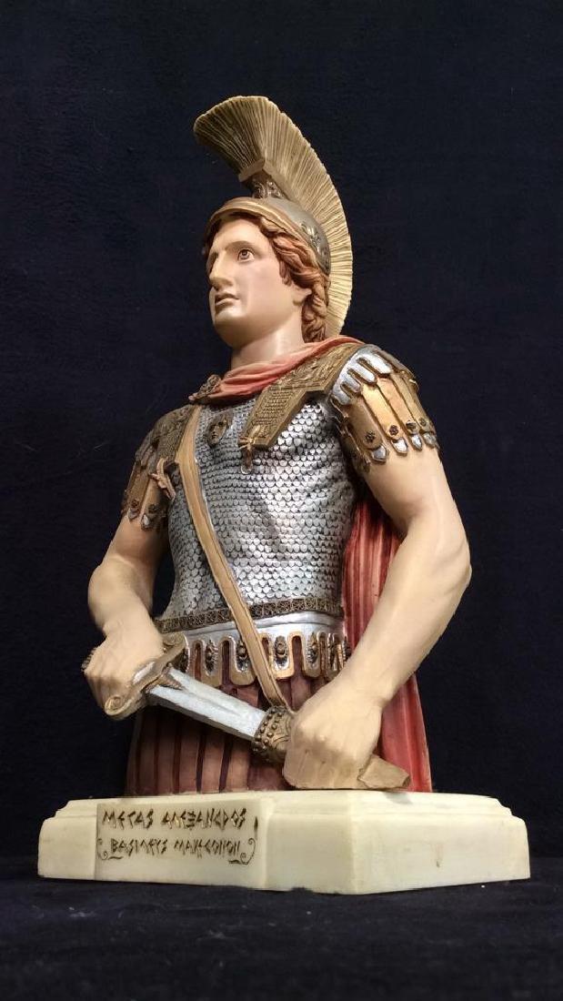 PEGASUS NICOLA SEVASTIDES Roman Soldier Statue - 3
