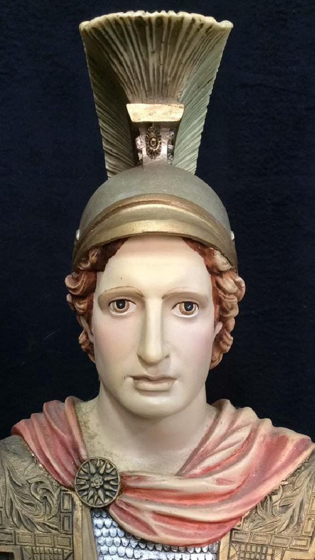 PEGASUS NICOLA SEVASTIDES Roman Soldier Statue - 4