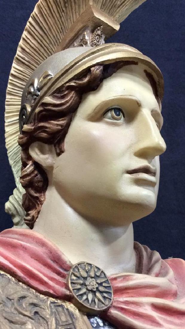 PEGASUS NICOLA SEVASTIDES Roman Soldier Statue - 5