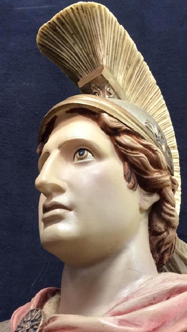 PEGASUS NICOLA SEVASTIDES Roman Soldier Statue - 6