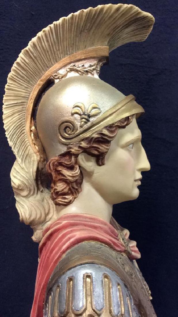 PEGASUS NICOLA SEVASTIDES Roman Soldier Statue - 9