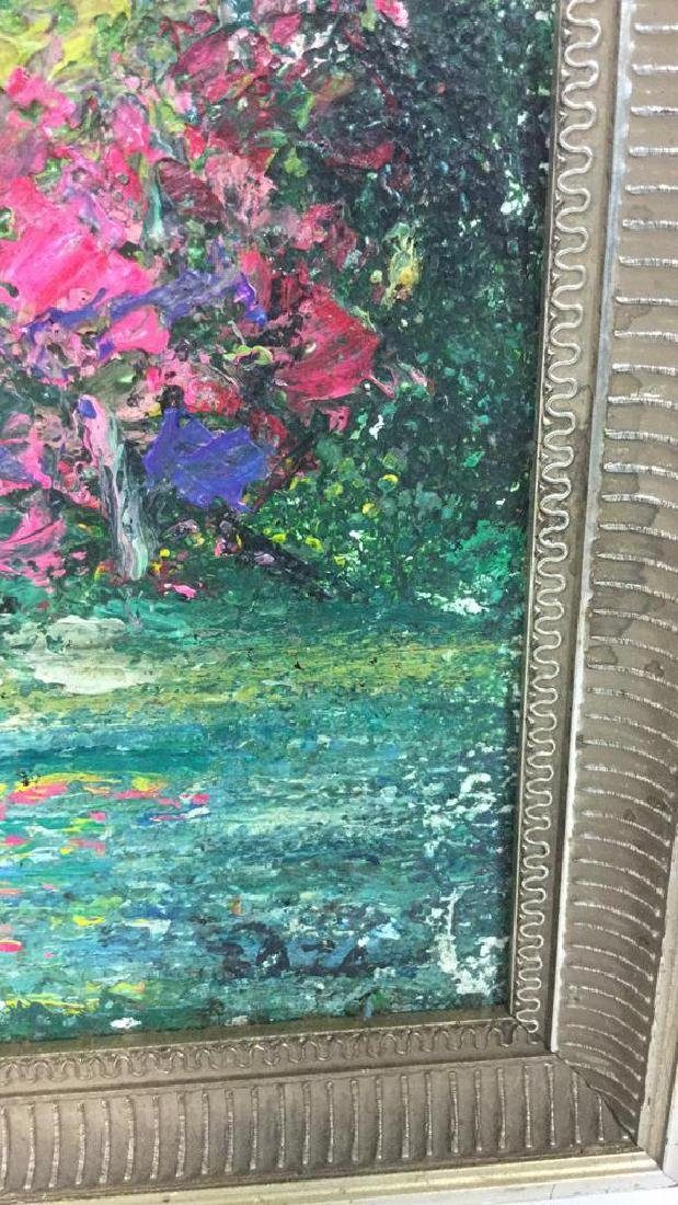 Impressionist Landscape Painting By Polat Knive - 3
