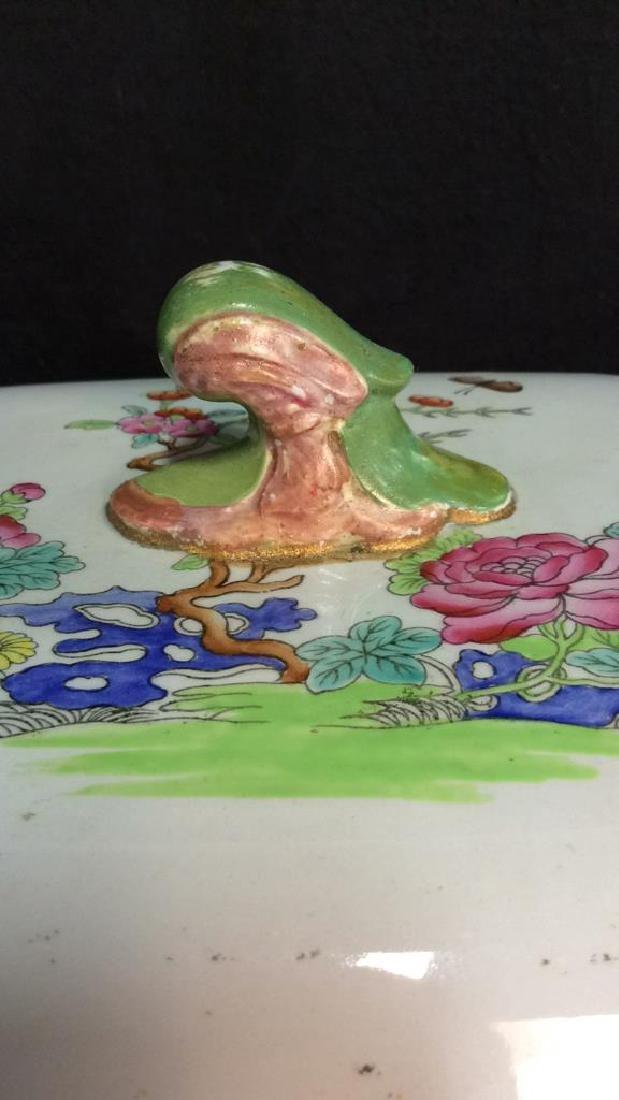 Pair COPELAND SPODE New Stone Porcelain Cookware - 4