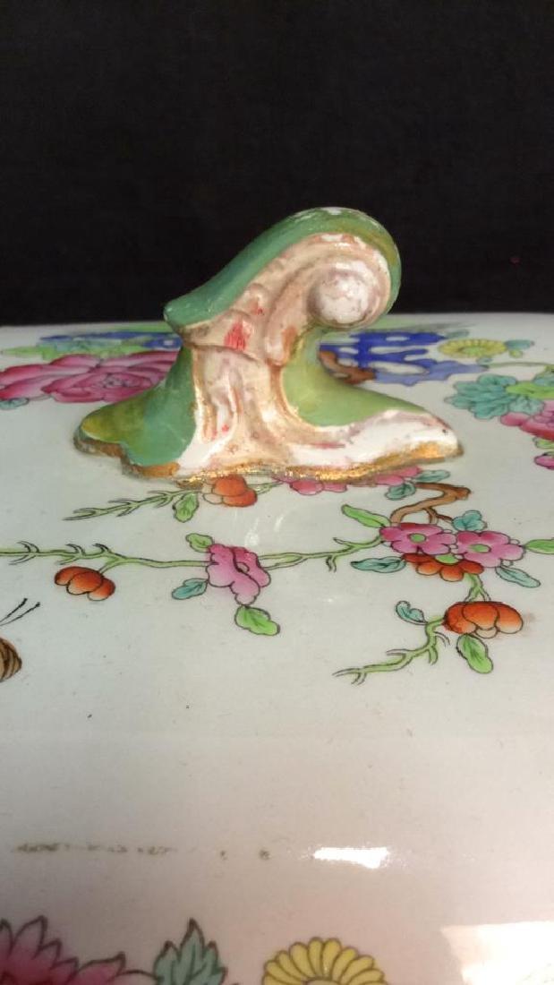 Pair COPELAND SPODE New Stone Porcelain Cookware - 6