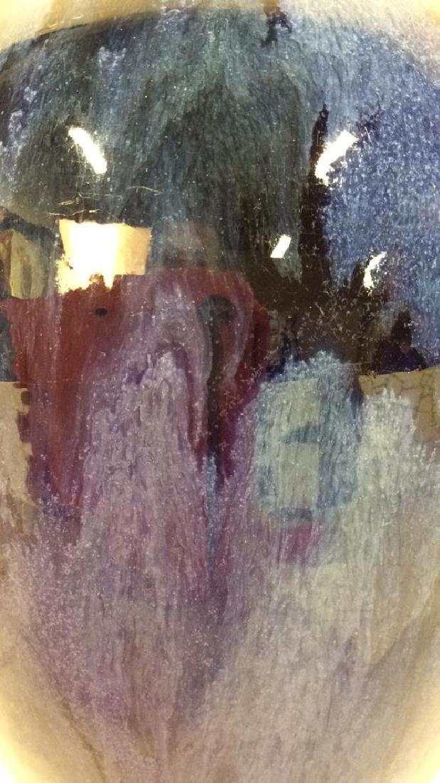 Pair Antique Victorian Arts & Crafts Vases c1900 - 9