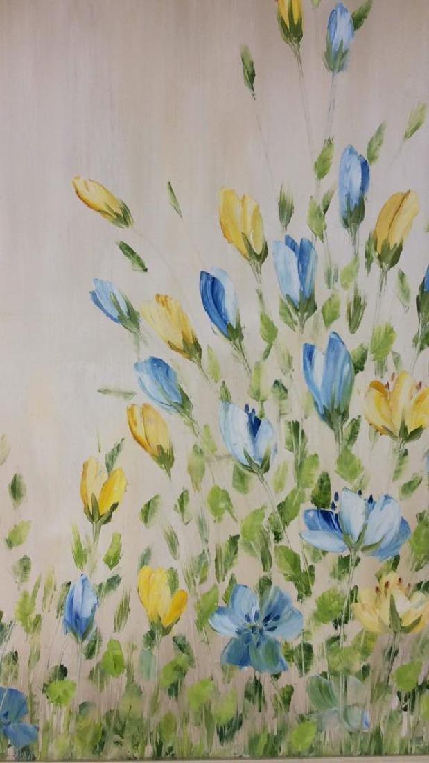 Signed John Bordiuk Oil Painting on Canvas - 2