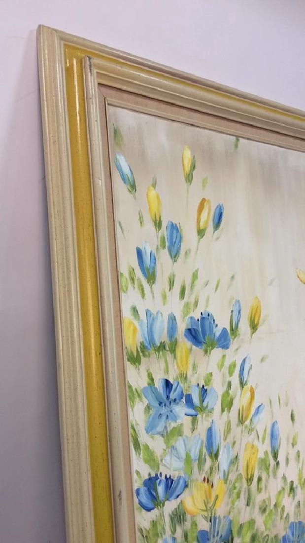Signed John Bordiuk Oil Painting on Canvas - 6