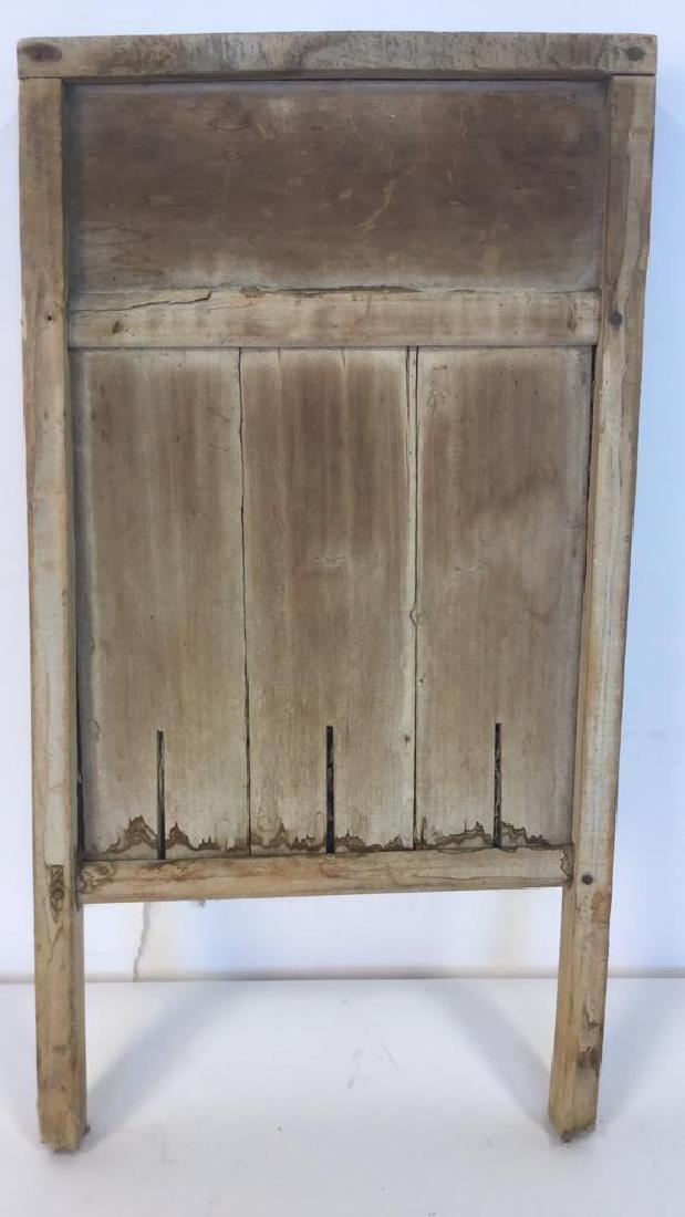 Antique Washboard - 6
