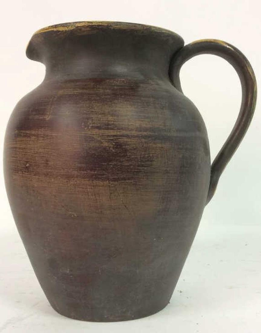 Italian Ceramic Pitcher