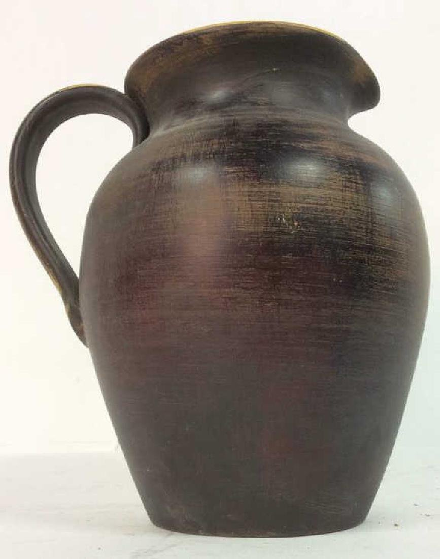 Italian Ceramic Pitcher - 3