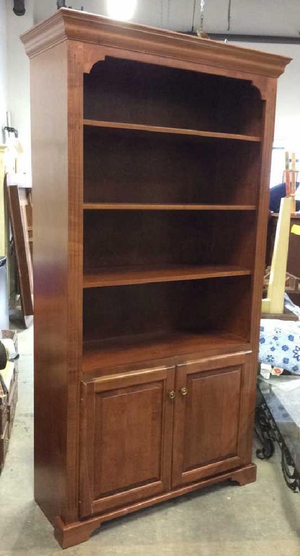 WOODCRAFT INDUSTRIES INC. Wooden Shelf w Cabinet