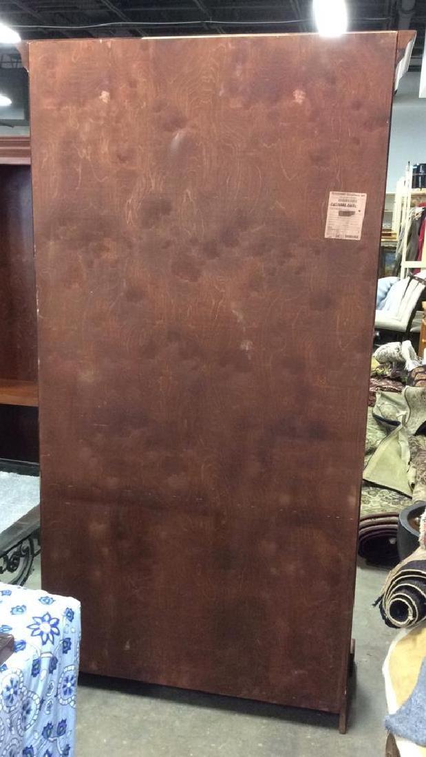 WOODCRAFT INDUSTRIES INC. Wooden Shelf w Cabinet - 7
