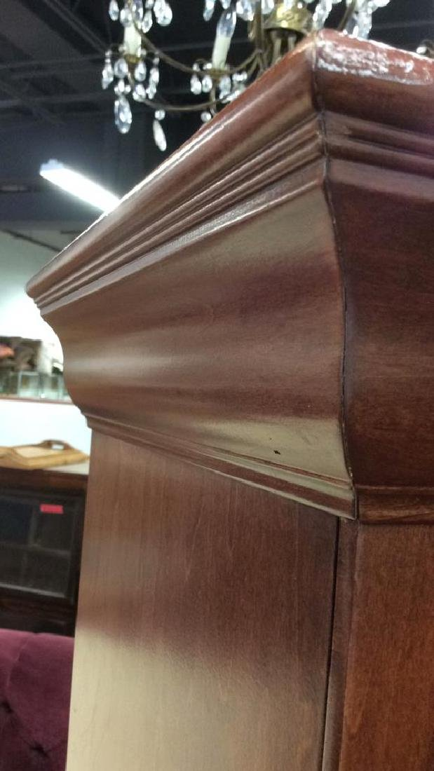 Pair WOODCRAFT INDUSTRIES INC Bookshelf Unit - 7