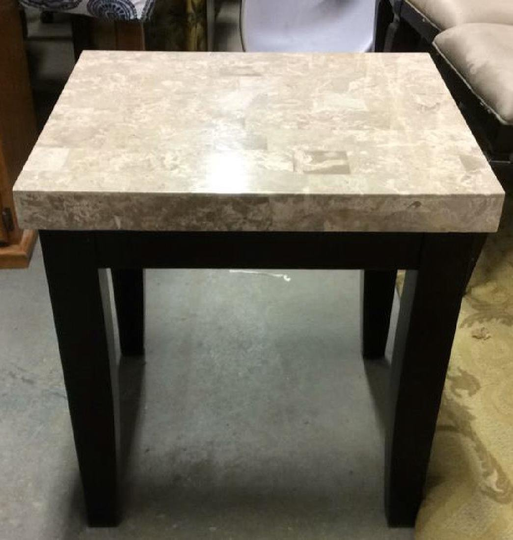 Pair STEVE SILVER CO Side Tables - 4
