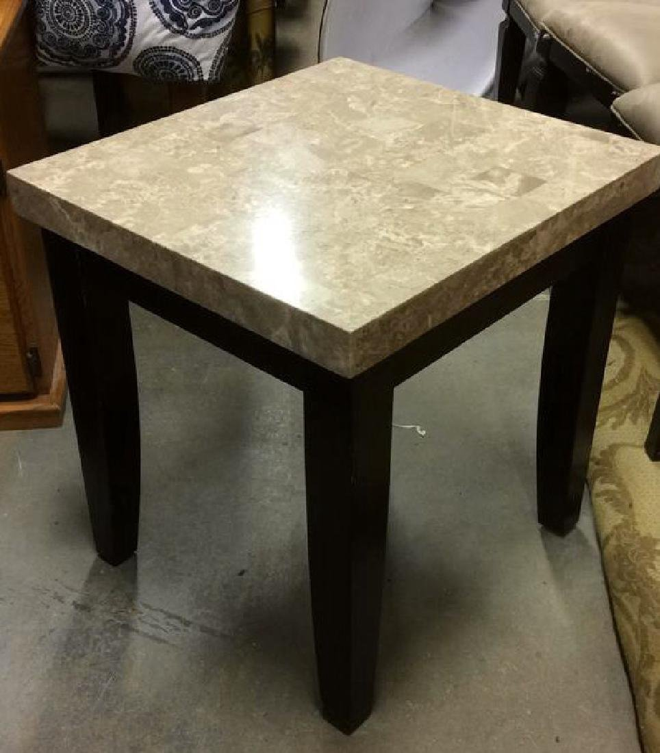 Pair STEVE SILVER CO Side Tables - 5