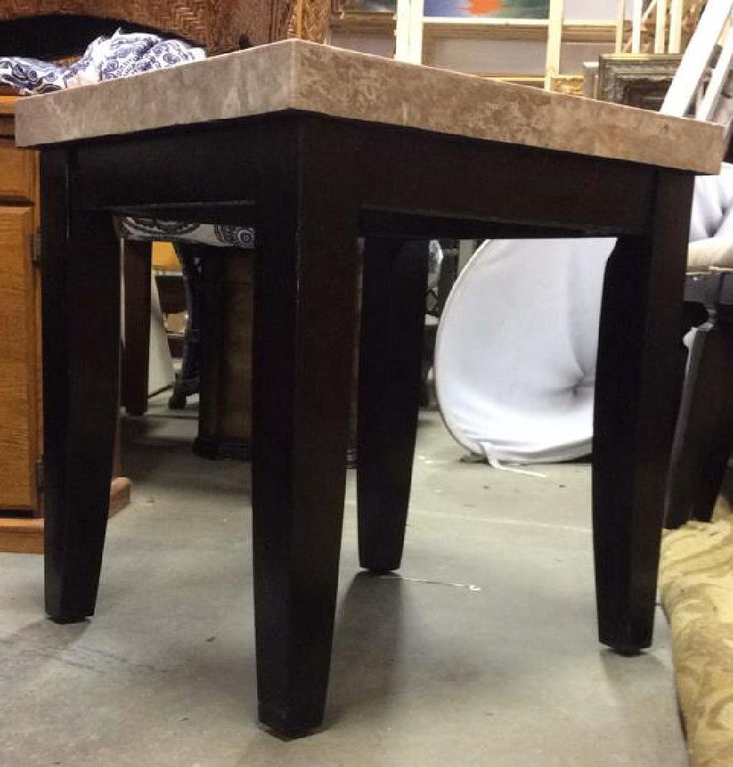 Pair STEVE SILVER CO Side Tables - 6