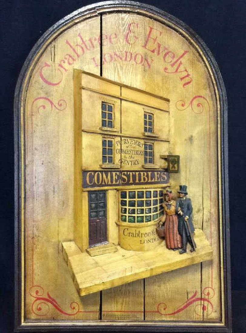 CRABTREE&EVELYN Fine Comestibles Store Advert