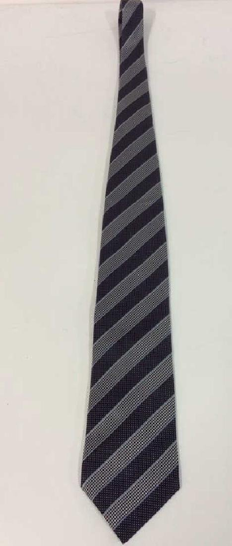 Lot 5 Assorted GEORGIO ARMANI Neck Ties - 4