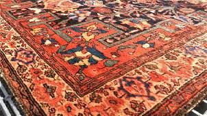 Antique Hand Made Persian Rug