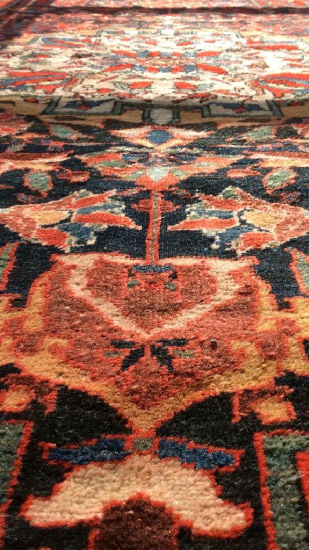 Antique Hand Made Persian Rug - 6