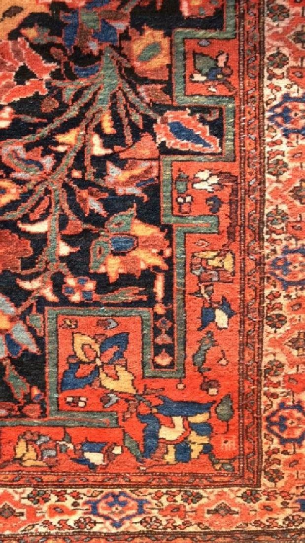 Antique Hand Made Persian Rug - 9
