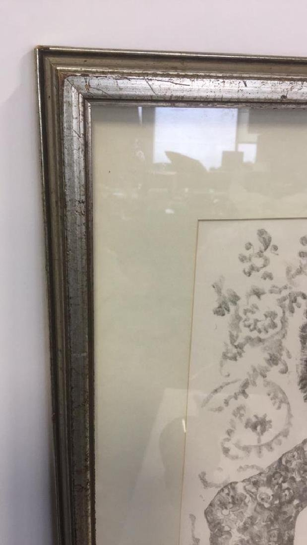 Signed Lithograph By Ann Chernow 2/50 - 5