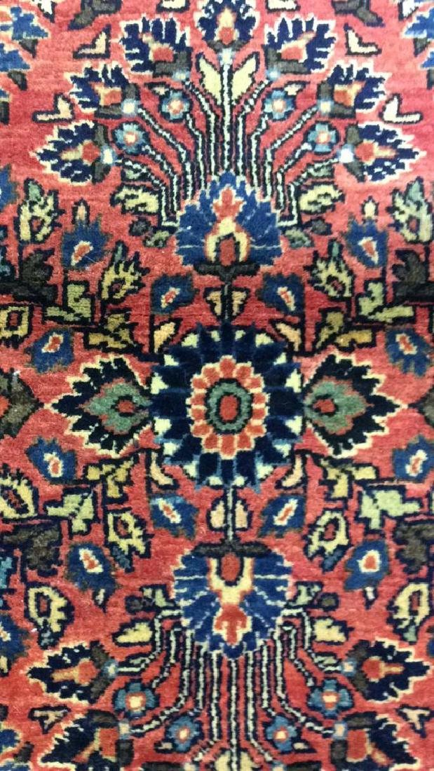 Antique Handmade Wool Rug Carpet