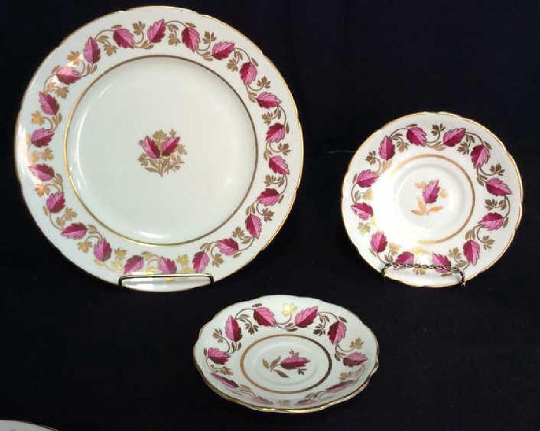Set 24 EB Foley 1850 Bone China England - 3