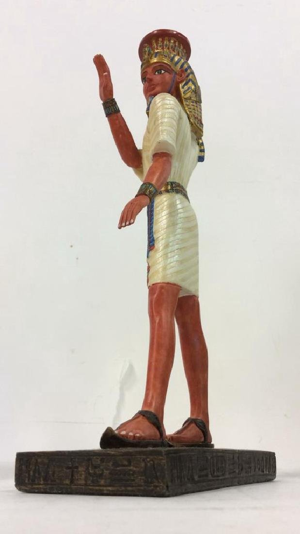 Lot 3 Assorted Egyptian Style Figures - 2