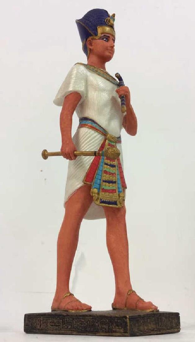 Lot 3 Assorted Egyptian Style Figures - 3