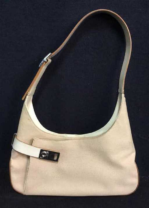 8b5a0f374ac8 Vintage Hand Bag Marked Salvatore Ferragamo