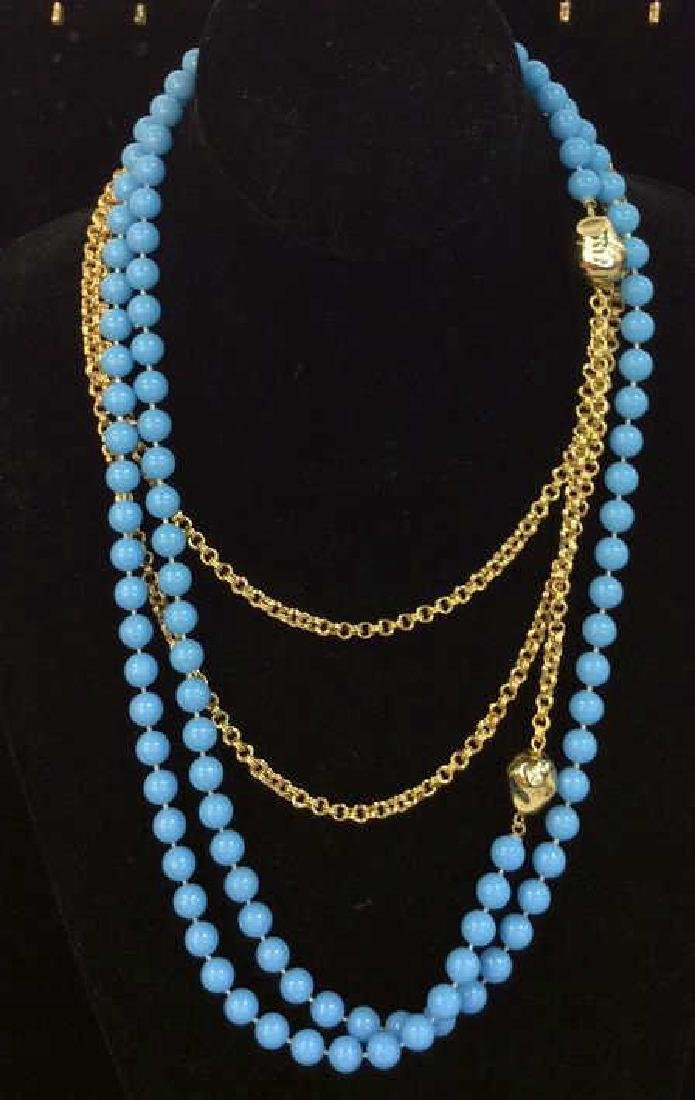 Women's Costume Jewelry Necklace - 3