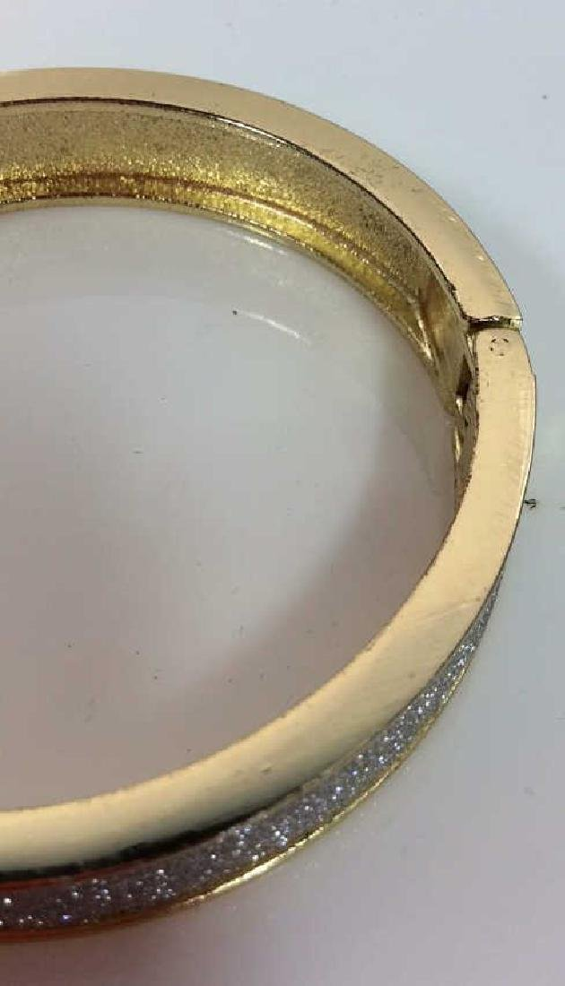 Lot 4 Assorted Gold Toned Women's Jewelry - 4