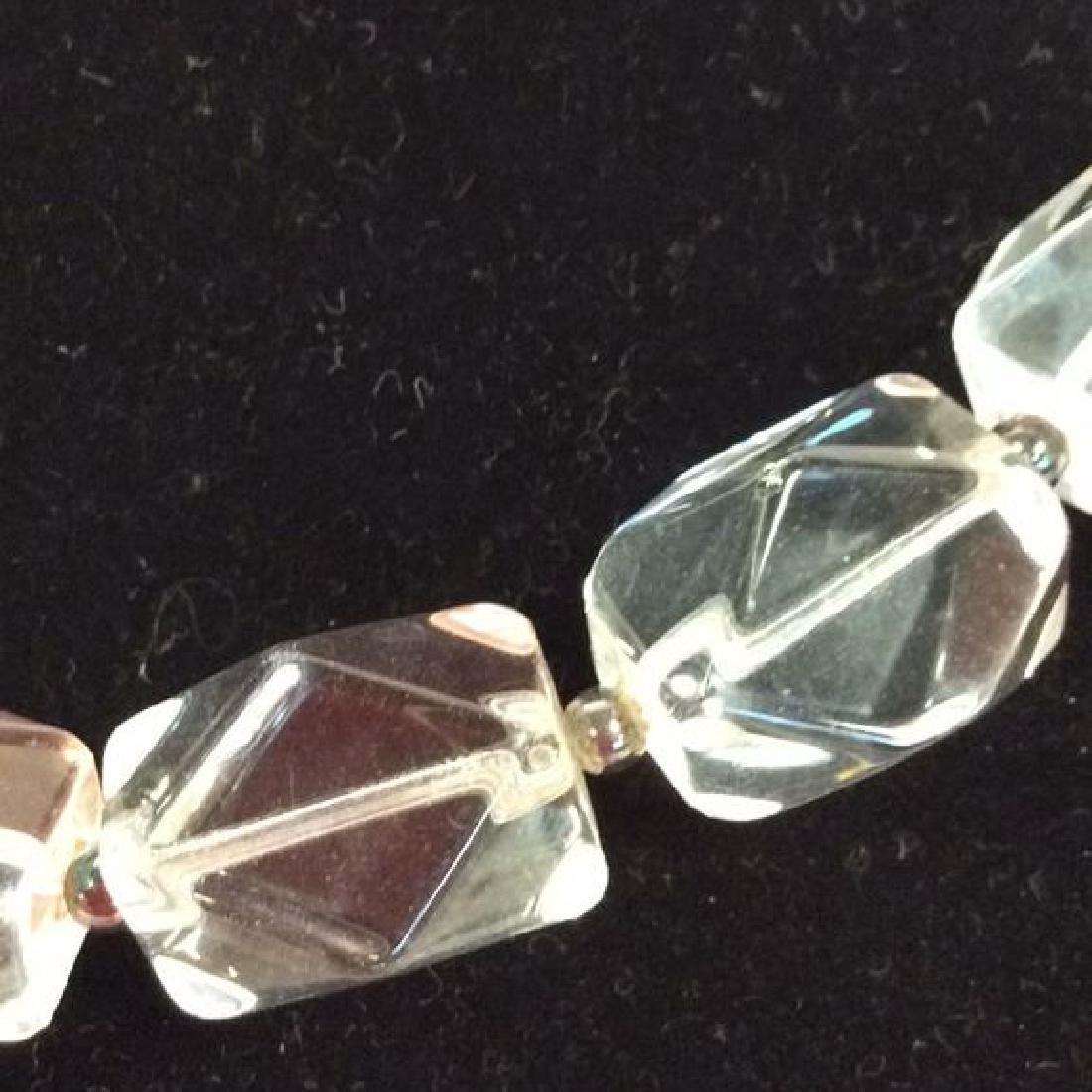 Lot 2 Women's Costume Jewelry Necklaces - 3