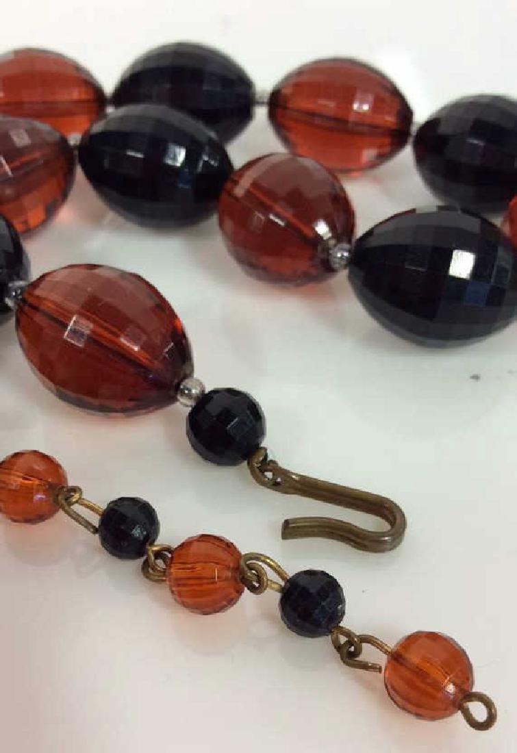 Lot 2 Women's Costume Jewelry Necklaces - 7