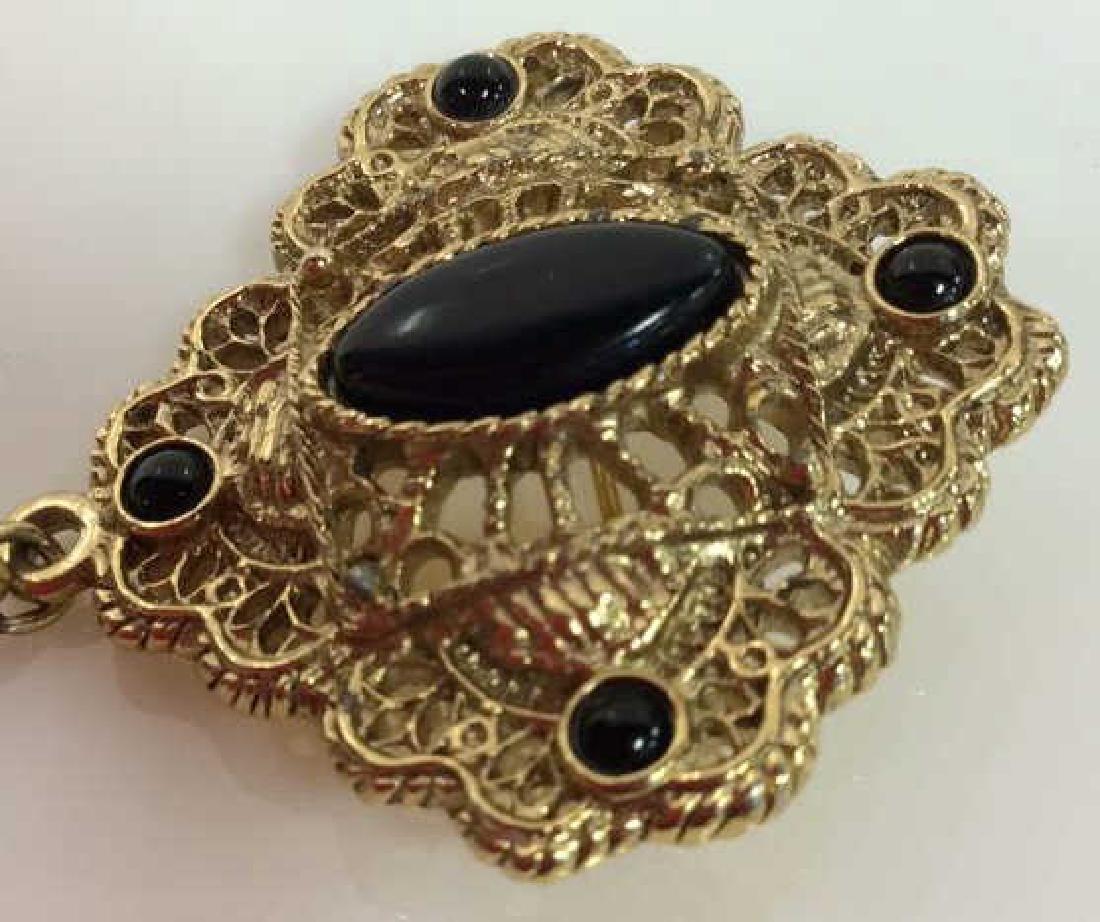 Women's Costume Jewelry Brooch Pin - 8