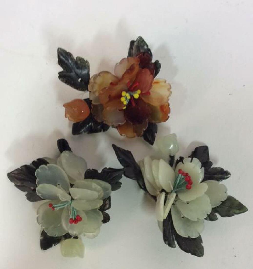Lot 19 Multi Toned Assorted Soapstone Fruit - 10