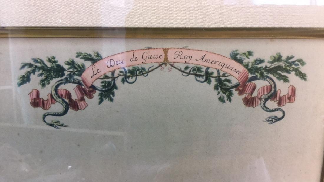 Print Of Henry II de Lorraine, Fifth Duke Of Guise - 4