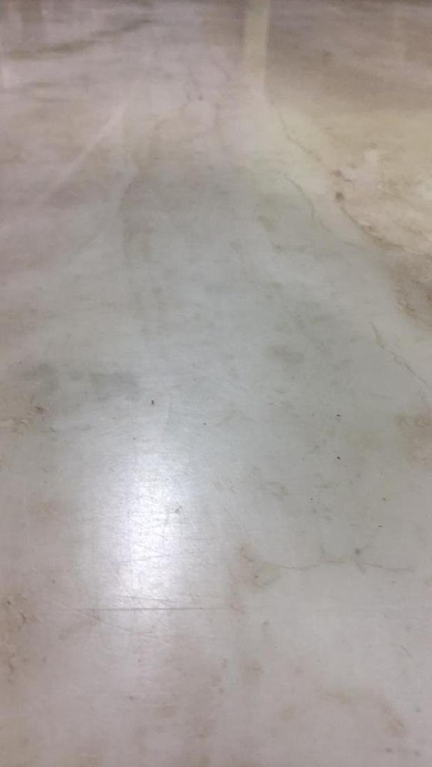 Low Stone Cream Toned Coffee Table - 7