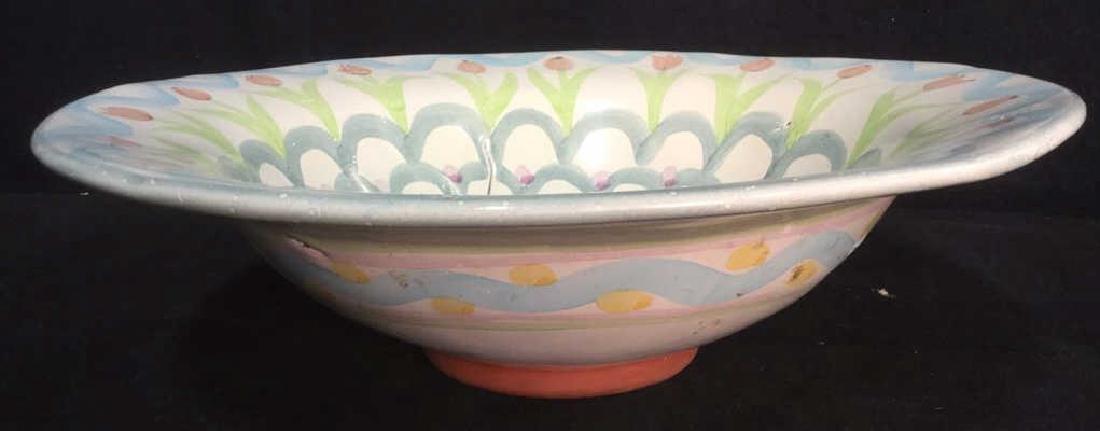 Handmade MACKENZIE CHILDS Bowl