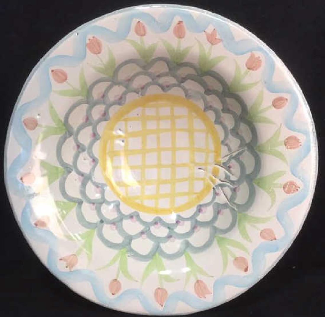 Handmade MACKENZIE CHILDS Bowl - 2
