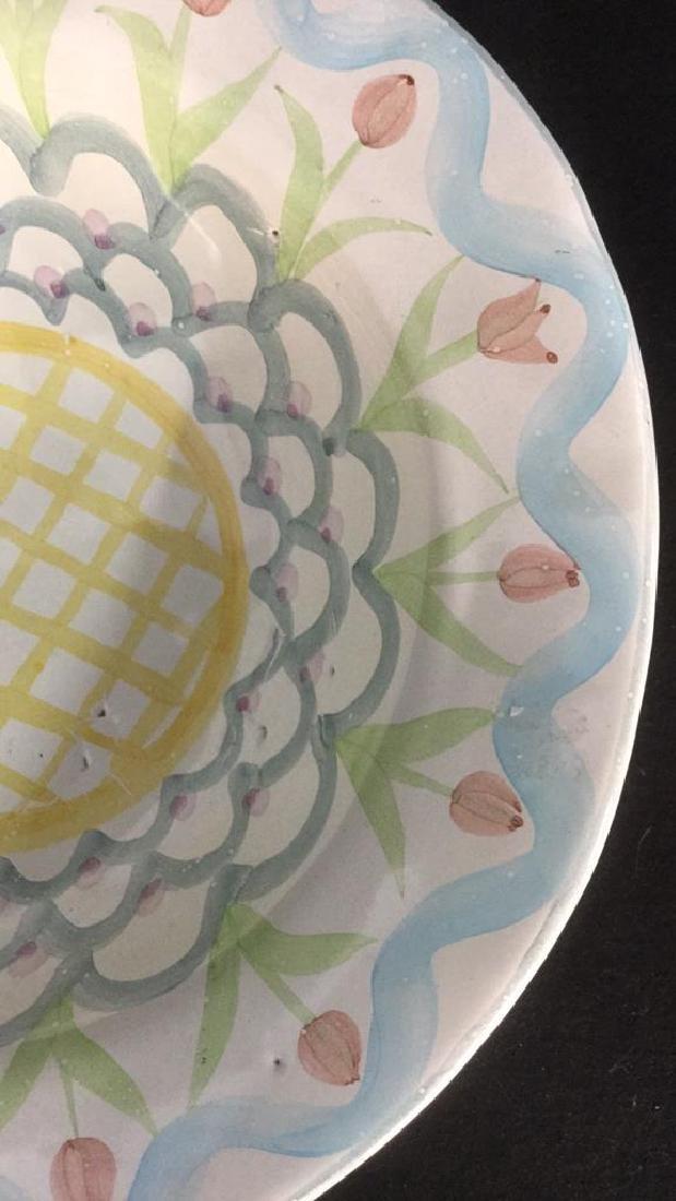 Handmade MACKENZIE CHILDS Bowl - 7