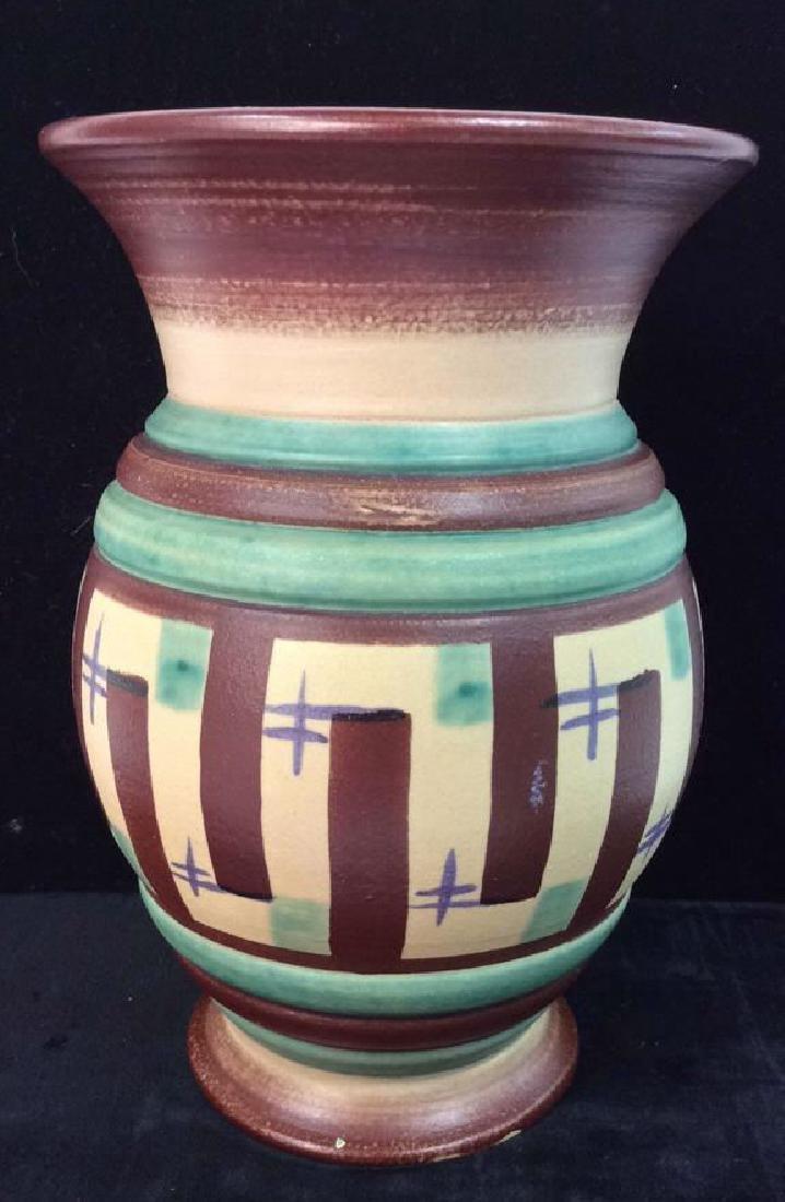 Art Deco Swiss Desa Vase c1930