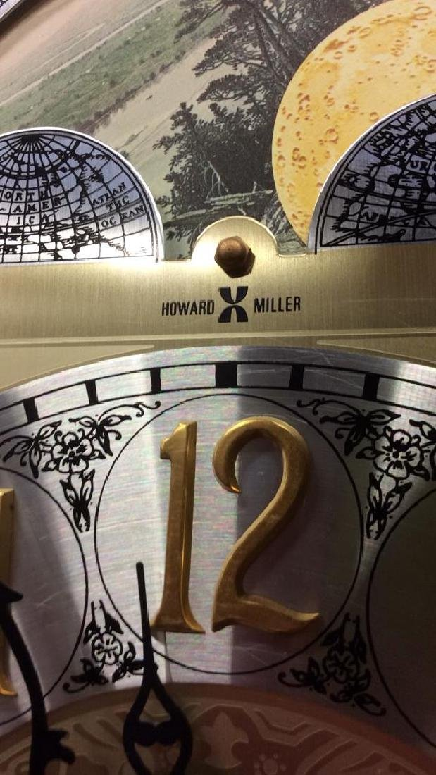 HOWARD MILLER Grandfather Clock - 5