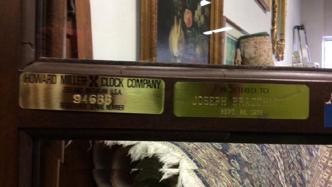 HOWARD MILLER Grandfather Clock - 6