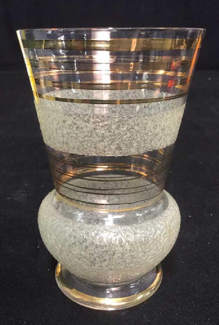 Art Deco Art Glass Possibly By De Rupel Boom